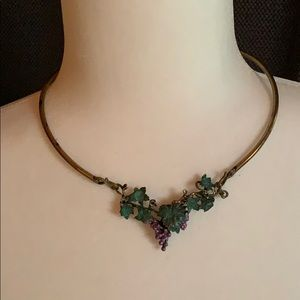 Jewelry - Wine lover necklace